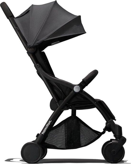 Afbeelding van Hamilton One Essential S1 buggy – Kinderwagen - Magicfold™ technologie – Stroller – Premium Grey
