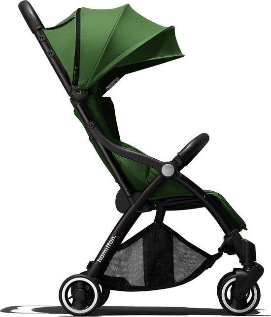Product: Hamilton Buggy One Prime X1 Magic Fold® Green, van het merk Hamilton