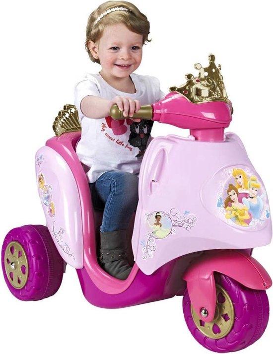 Disney Princess Scooter - Accuvoertuig - 6V