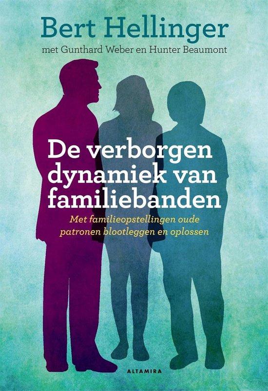 Boek cover De verborgen dynamiek van familiebanden van Bert Hellinger (Onbekend)