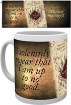 Harry Potter Mug Marauders Map