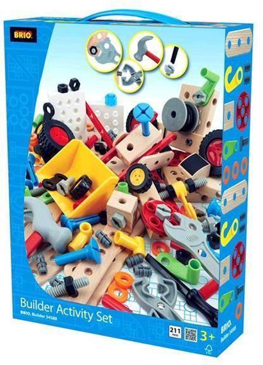 BRIO Builder- Activiteitenset - 34588