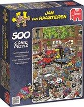 Jan van Haasteren Verkeerschaos puzzel - 500 stukjes