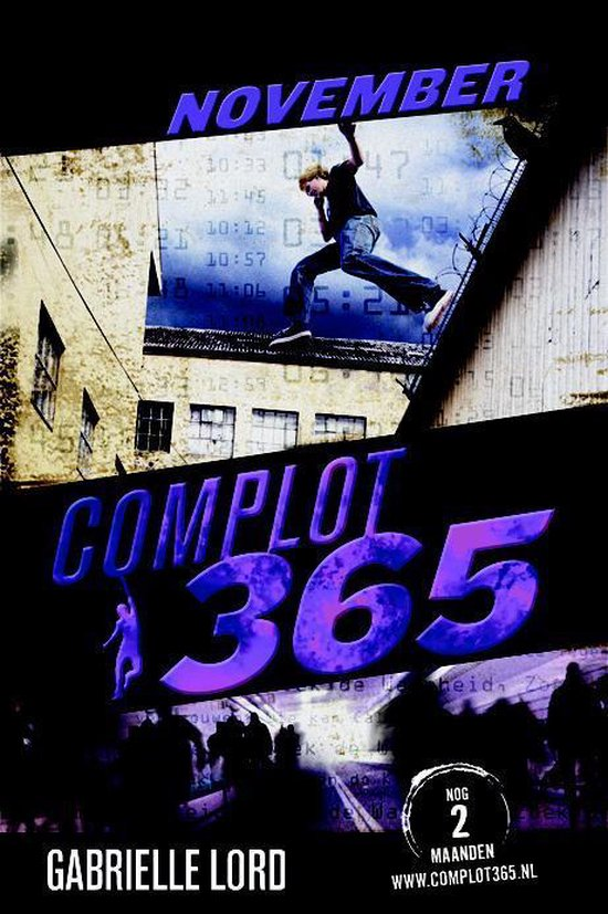 Complot 365 - november - Gabrielle Lord |