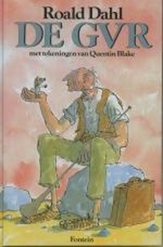 De GVR - Roald Dahl |