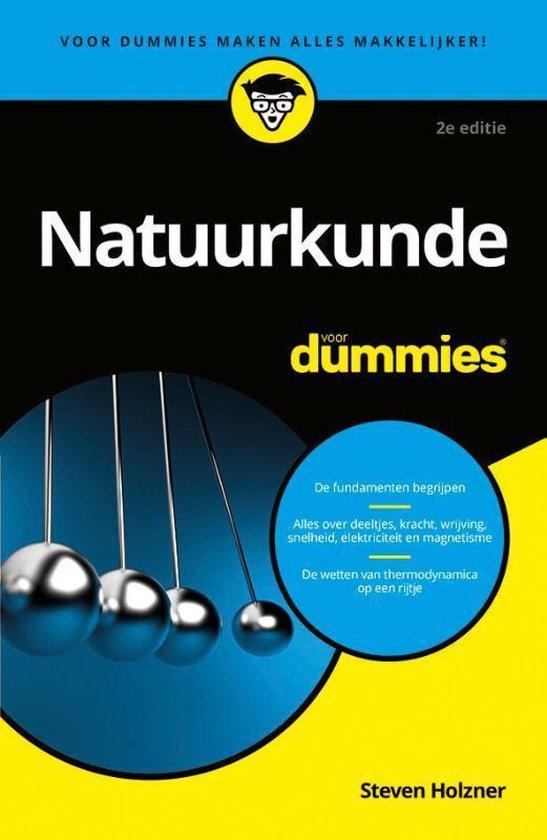 Natuurkunde voor Dummies - Steven Holzner |
