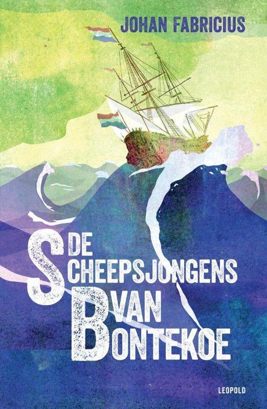 De scheepsjongens van Bontekoe - Johan Fabricius |