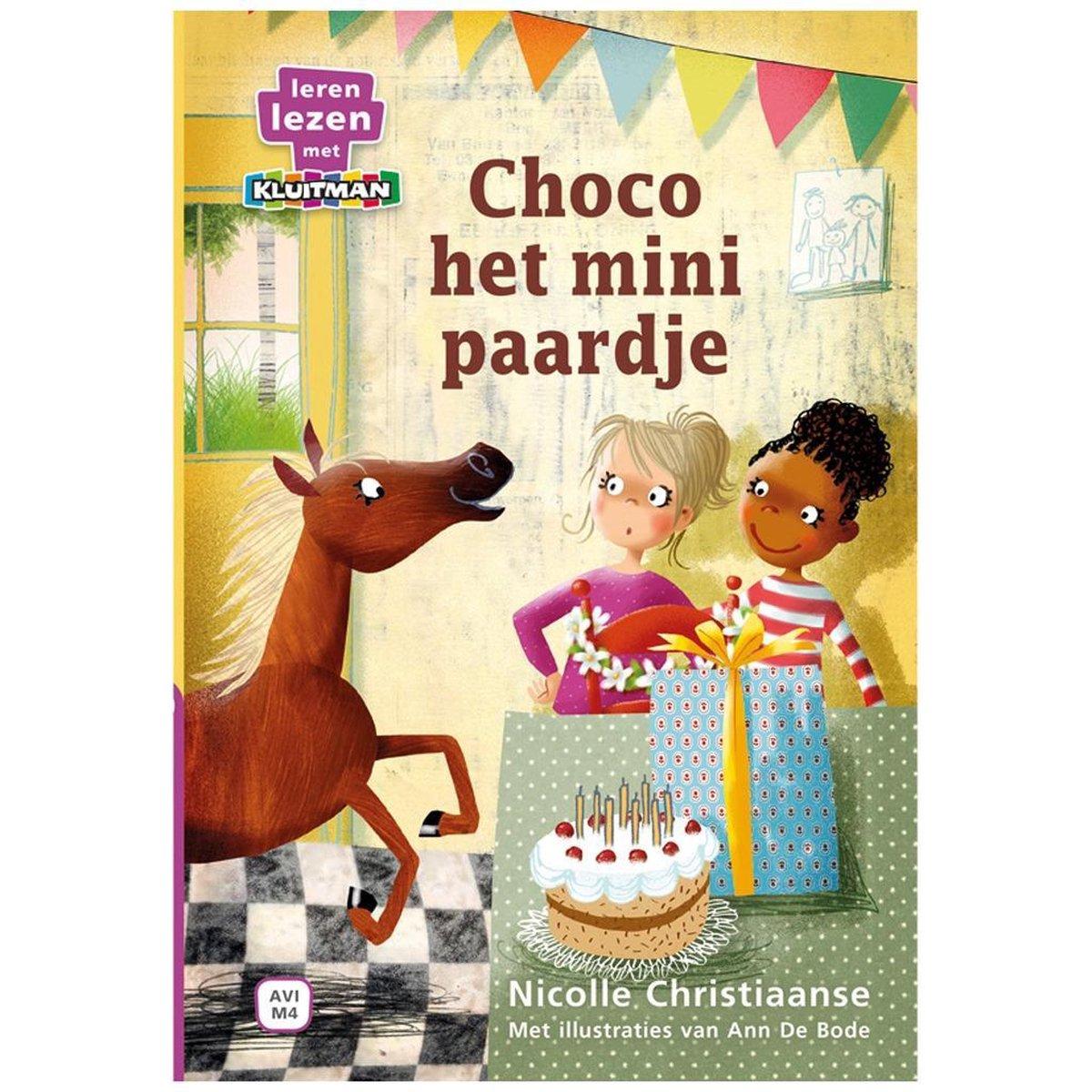 Choco het minipaardje  -   Choco het minipaardje - Nicolle Christiaanse