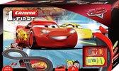 Carrera First Disney·Pixar Cars 3 Bliksem McQueen en Cruz Ramirez - Racebaan 2,4 meter