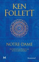 Boek cover Notre-Dame van Ken Follett (Hardcover)