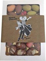 Joe & Mien Ambachtelijke Chocolade Paaseieren - 250 gram