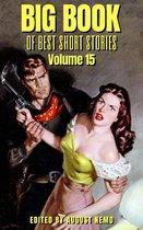 Omslag Big Book of Best Short Stories - Volume 15