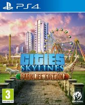 Cities: Skylines - Parklife Edition /PS4