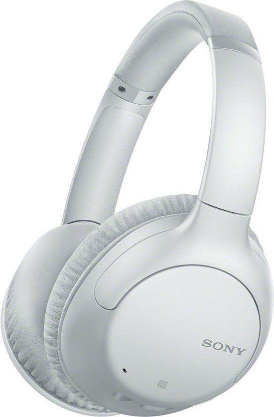 Sony WH-CH710 - Draadloze over-ear koptelefoon met Noise Cancelling - Wit