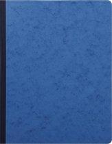 Standaard register 32x25 cm - gelijnd - genummerd - met identificatieblad - 80 blad