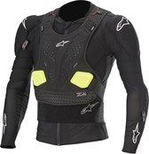 Alpinestars Bionic Pro V2 Black Yellow Fluo Protection Jacket S