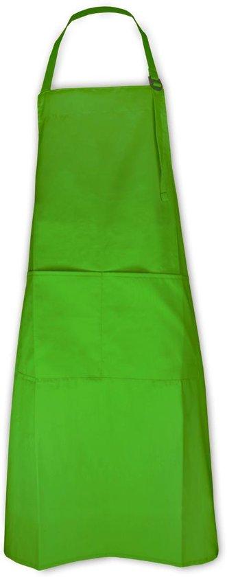 Keukenpakket XL Lime Groen: 9 artikelen