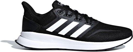 adidas Runfalcon Sneakers Maat 42 Mannen zwart wit