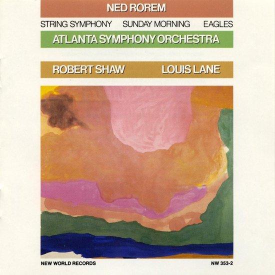 Ned Rorem (String Symphony, Sunday