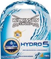 Wilkinson Sword Hydro 5 Scheermesjes 4 stuks