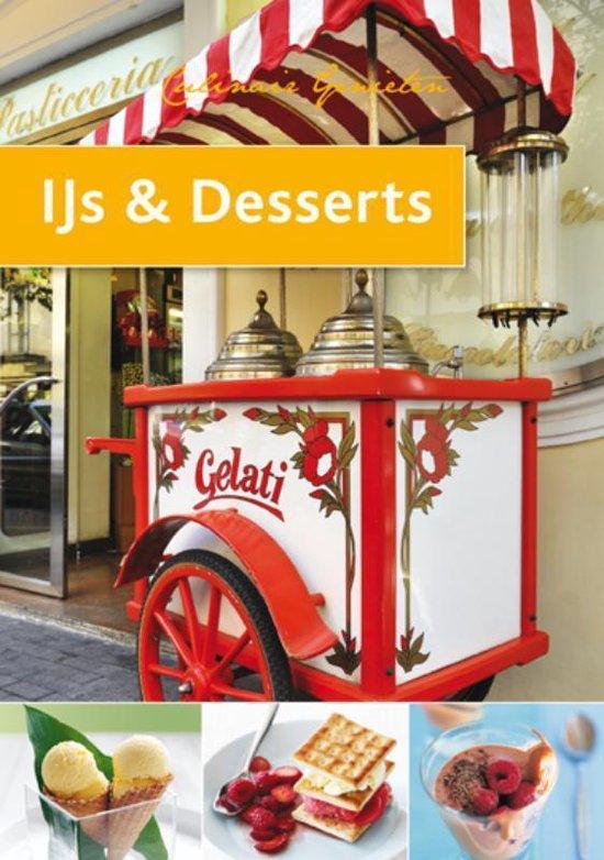 Ijs & Dessert - Onbekend |
