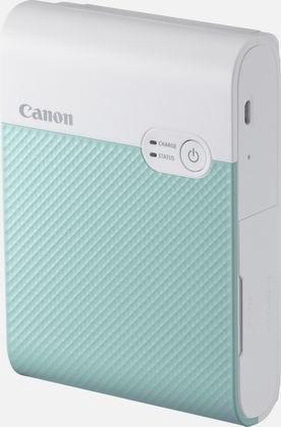 Canon SELPHY Square QX10 - Mobiele Fotoprinter / Mint