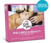 GiftForYou Cadeaubon - Wellness & Beauty