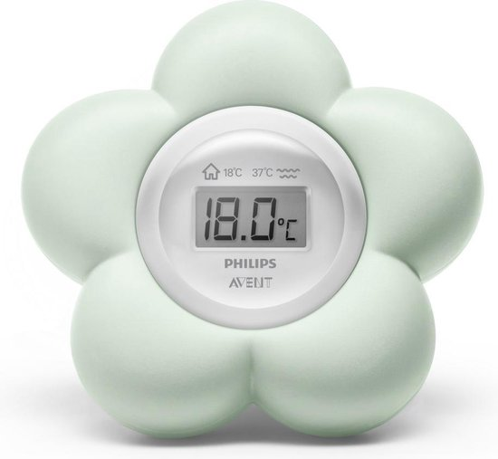 Philips Avent SCH480/00 - Bad thermometer Digitaal