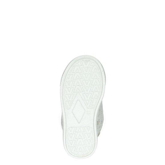 Nelson Kids Meisjes Sneaker - Wit Maat 22 8geeEp