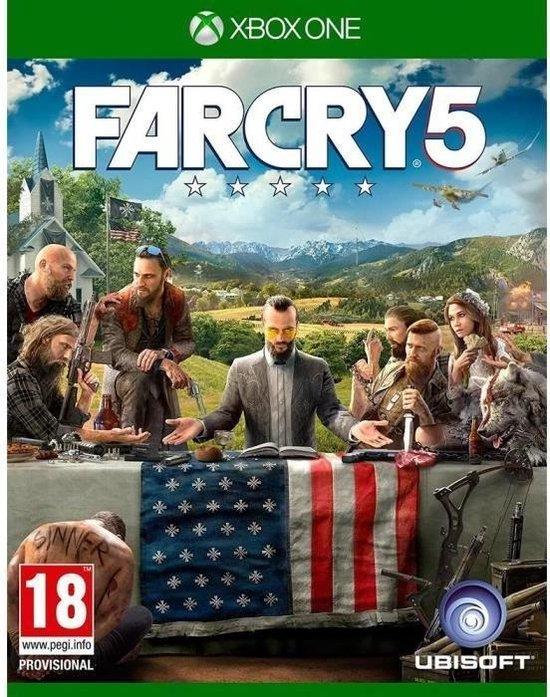 Far Cry 5 Jeu Xbox One
