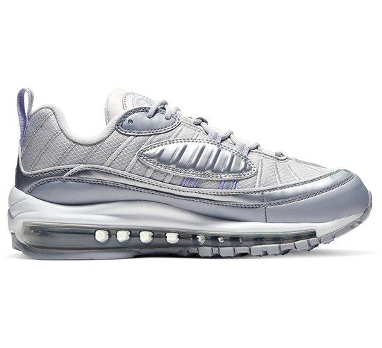 Nike Sneakers - Maat 39 Vrouwen Grijs/zilver/paars jYUKHA