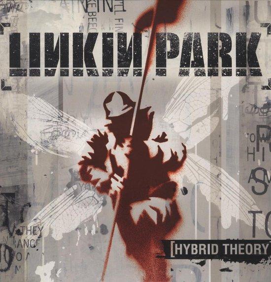 CD cover van Hybrid Theory (LP) van Linkin Park