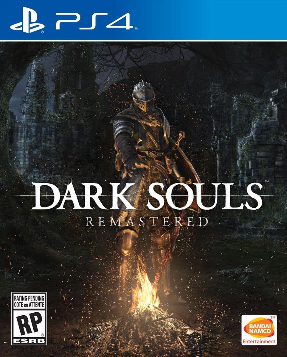 Dark Souls: Remastered - PS4 - Merkloos