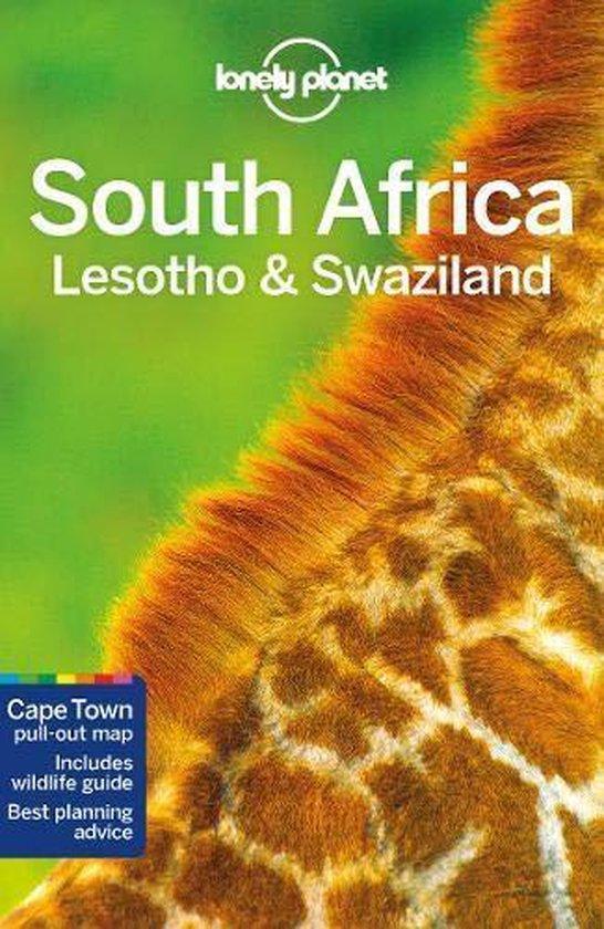 Boek cover Lonely Planet South Africa, Lesotho & Swaziland van James Bainbridge (Paperback)