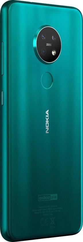 Nokia 7.2 - 128GB - Groen