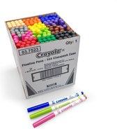 Schoolverpakking 144  afwasbare viltstiften met dunne punt