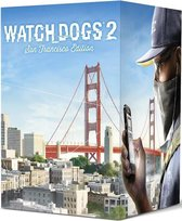 WATCH DOGS 2 COLLECTOR PS4