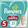 Pampers Baby-Dry Pants Luierbroekjes - Maat 5 (12-17 kg) - 21 stuks