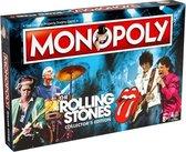 Monopoly Rolling Stones  - Engelstalig Bordspel