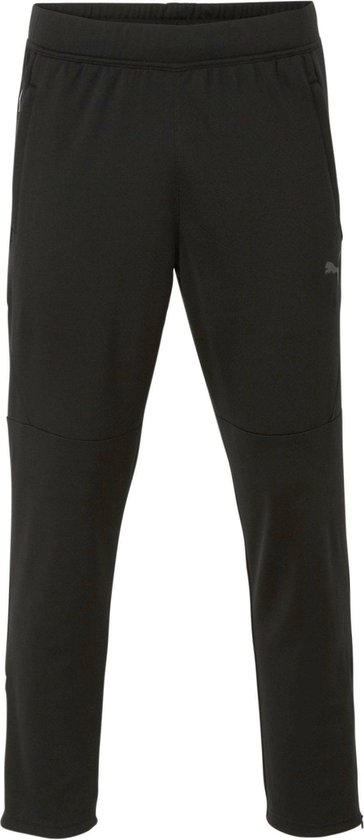 PUMA Power Knit Trackster Heren Sportbroek - Puma Black - Maat XL