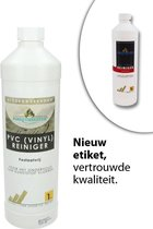 PVC vloer Reiniger 1 L Parketmeester - PVC Reinigen - Kunststof / Vinyl / PVC onderhoud vloer -  PVC Cleaner - Vloer onderhoud