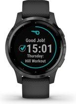 Garmin Vivoactive 4S - Smartwatch - 40 mm - Black/Slate