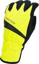 Sealskinz Waterproof All Weather Cycle Glove Fietshandschoenen - Maat M - Geel/Zwart