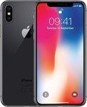 Apple iPhone X - Refurbished door Forza - B grade (Lichte gebruikssporen) - 64GB - Spacegrijs