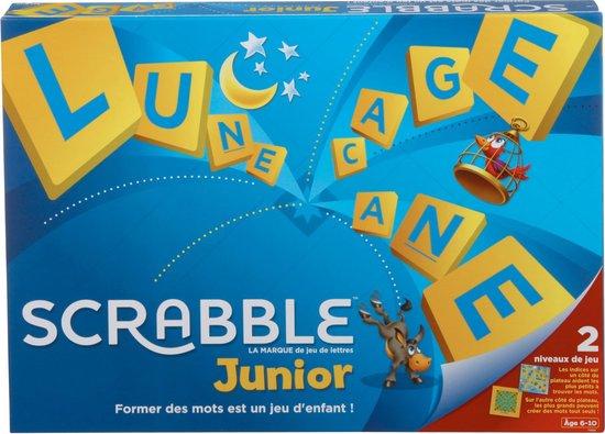 Scrabble Junior Franstalig