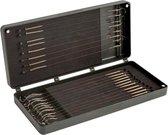 Fox F Box Medium Double Rig Box System - Incl. Pins - Opbergbox