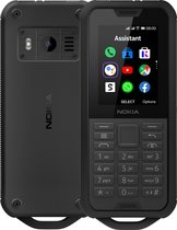Nokia 800 Tough - Dual Sim - 4GB - Zwart
