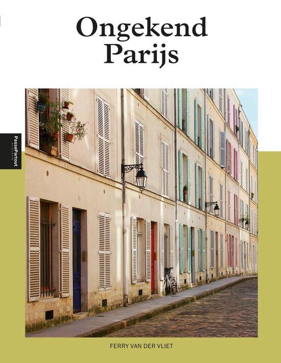 PassePartout-reeks - Ongekend Parijs - Ferry van der Vliet   Fthsonline.com