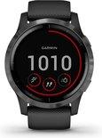 Garmin Vivoactive 4 - Health smartwatch - Zwart/Gunmetal