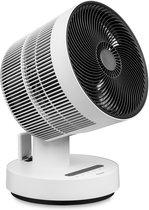 Duux Stream Tafelventilator - Cool & Hot -  2-in-1 - 1500W - Touch bediening - 1.200m³/uur Luchtstroom - Oscillatie